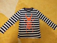 Boden boy's tops and 1 M & S top