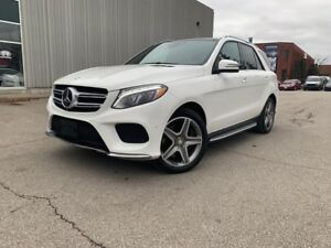 2016 Mercedes Benz GLE-Class GLE400 4MATIC AMG PACKAGE FULLY LOA