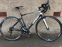 Giant Defy 1 2015, has done approx 2000 miles, very well cared for, 1 lady owner...