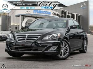 2013 Hyundai Genesis sedan TECH LOADED! V6 POWER!