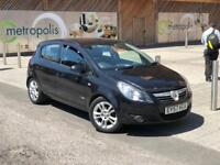2007 VAUXHALL CORSA AUTO 1.4L AUTOMATIC 65000 LOW MILES 5DOORS HPI CLEAR NOT FIESTA FOCUS POLO GOLF