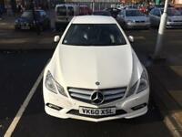 MERCEDES-BENZ E CLASS 2.1 E220 CDI BLUEEFFICIENCY