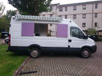Fully Equipped Mobile Catering Van