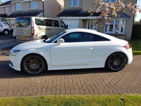 Audi TT 2.0 TFSI Black Edition - Ibis White - FSH - Just Serviced