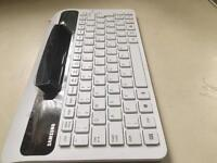Samsung galaxy tab keyboard dock 11 pcs wholesale job lot £20
