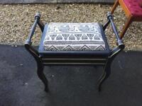 Lovely wooden stool