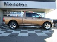 2012 Ram 1500 SLT 4x4 Quad Cab 140 in. WB XM Radio