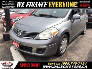 2009 Nissan Versa 1.8 S  CERTIFIED  TEST DRIVE TODAY
