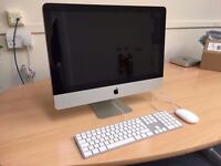 2009 21.5 Full HD Apple iMac Core 2 3.06ghz 8GB RAM 500GB HDD Nvidia 9400M GPU
