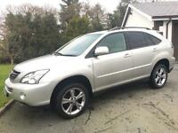 LEXUS RX400H AUTOMATIC 2006 ***12 MONTHS MOT*** FULL SERVICE HISTORY*** HYBRID***