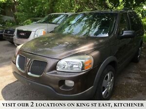 2007 Pontiac Montana SV6 w/1SB | YOU CERTIFY, YOU SAVE