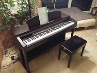 yamaha clavinova clp 330 e piano reserviert bis in nordrhein westfalen witten. Black Bedroom Furniture Sets. Home Design Ideas