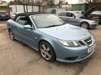 Saab 9-3 Convertible 1.9 Manual Diesel 2009 part exchange to clear