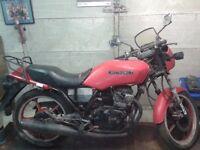 Kawasaki GPz305 1985 spares/repair, sweet engine, needs refurbishing, all original.