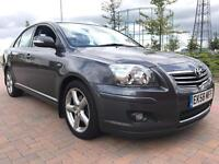 2008(58) Toyota Avensis D-4D T180 177bhp 2.2 diesel full service history leather