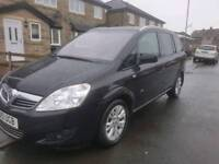 Vauxhall Zafira Estate Special Edition 1.6i [115] Active Plus 5dr Manual 7 seater