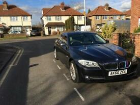 BMW 520 diesel , dark grey , 4 doors , owners , service history ,2 keys