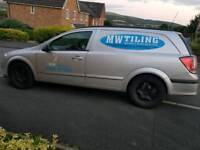 Sell or swap Vauxhall Astra van 1.9cdti sportive