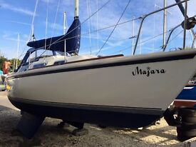 Jaguar 25 - Immaculate Condition - Very well Maintained Sailing Yacht