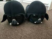 Mens darthvader slippers