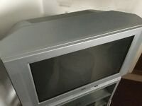 Old Type JVC TV