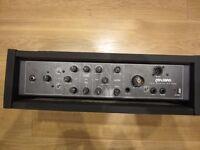"Carlsbro Pro series B1 - 200 Bass amp and 15"" speaker."