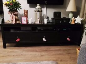 Tv bench.Ikea - hemnes
