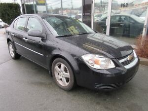 2009 Chevrolet Cobalt LT AUTO WITH LEATHER AND MOONROOF!