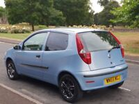 2005 Fiat Punto 1.2 Sport Hatchback 3d Manual 64K Miles In Superb Condition