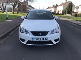 2013 Seat Ibiza 1.4 Se White 5dr Full Service History Part Ex Welcome