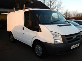 2011 ford transit swb low roof, psvd feb 2019 all cards welcome NO VAT