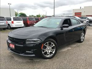 2016 Dodge Charger SXT**NAVIGATION**SUNROOF**BLUETOOTH**