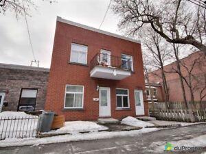 495 000$ - Duplex à vendre à Mercier / Hochelaga / Maisonneuve