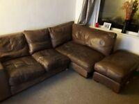 Free corner sofa