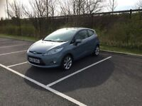 FORD FIESTA 1.2 3DR ONLY 48000 MILEAGE SERVICE HISTORY NEW MOT