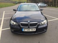 Bmw 320d Edition es Turbo Diesel 2.0cc 6 speed 174bhp 4 door saloon 08/2008 2 former keepers 186k se