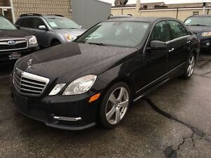 2013 Mercedes-Benz E-Class E350 | NO ACCIDENTS | NAVIGATION | CA Kitchener / Waterloo Kitchener Area image 6