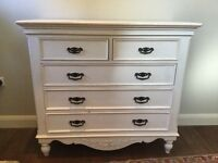 """Barker and stonehouse """"Romance"""" chest of drawers"""