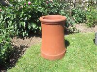 Chimney Pot, New, Terracotta