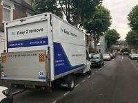 Man and Luton Van £30 por hour in Greater London