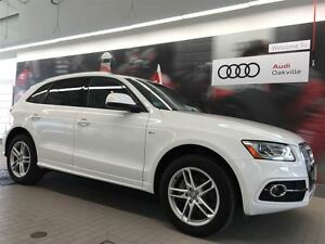 2014 Audi Q5 3.0 8sp Tiptronic Technik /Audi Certified