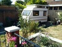 Fleurette Tamaris, Pop Top Caravan, 2 berth, Lightweight, Small, Easy to tow. Awning..