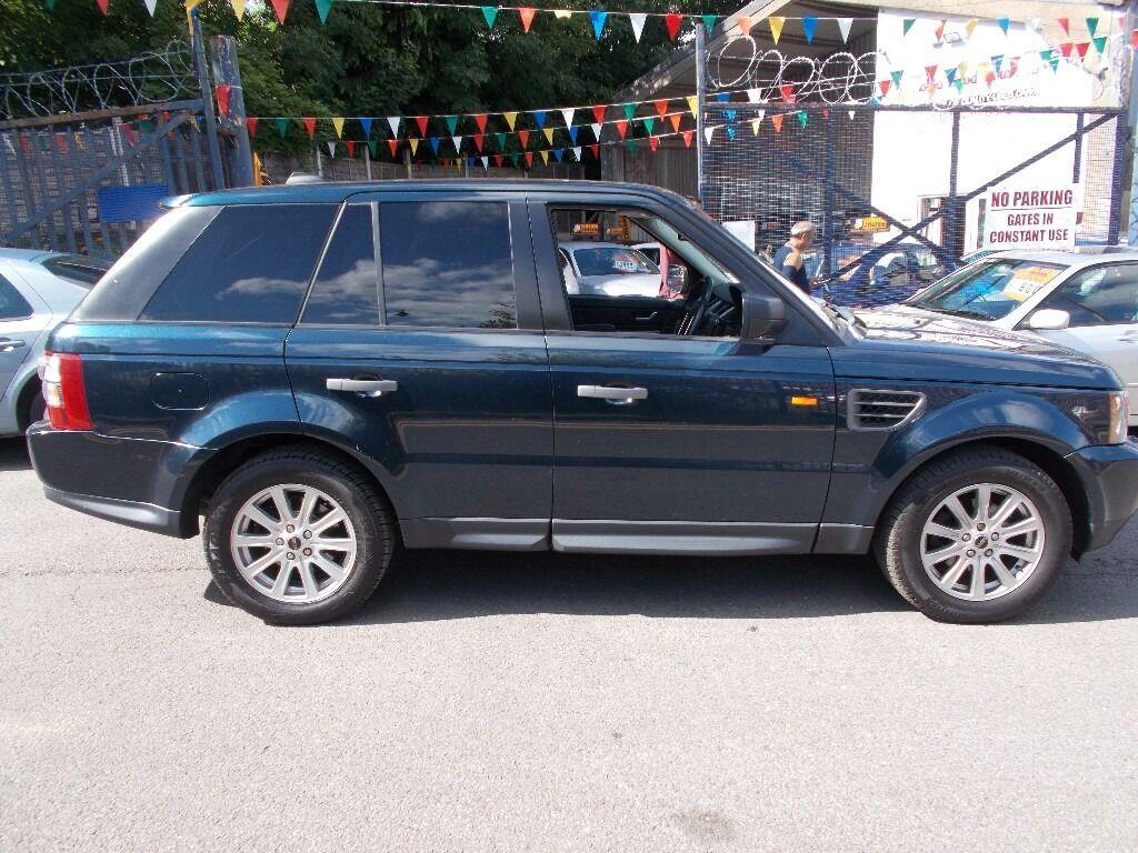 Land Rover Range Sport 27 Td V6 Se 5dr Timing Belt Changed 2015