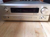 Denon AVR 2802 Audio Video Surround Receiver Amp