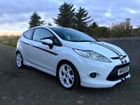 Ford Fiesta S1600 Zetec S Frozen White low mileage