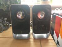Logitech LS11 2.0 Speakers