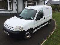 2010 berlingo 160 k miles long mot