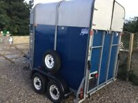 I for Williams horse box for sale in immaculate condition