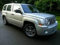 2008 JEEP PATRIOT 2.0 CRD SPORT*140-BHP*6-SPEED*SUPERB CONDN*AUDI/VW ENGINEERING*#SUV#LANDROVER#4WD