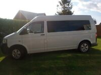 VW CAMPERVAN, 2007, T30 brand new conversion